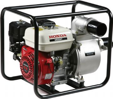 Honda WB30 Water Pump in Carry Frame Part No: WB30